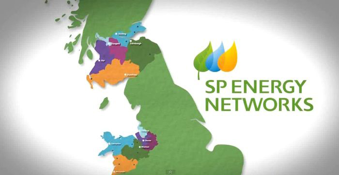 SP Energy Network logo